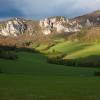 Jar v Súľovských vrchoch