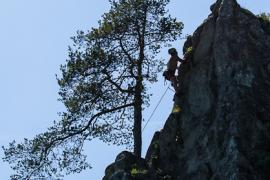 Horolezecký zraz 2015
