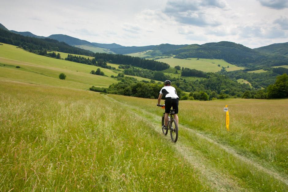 MTB mountain bike sulov