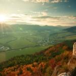 Vychod slnka Sulov