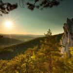 skalna veza Sulovske skaly