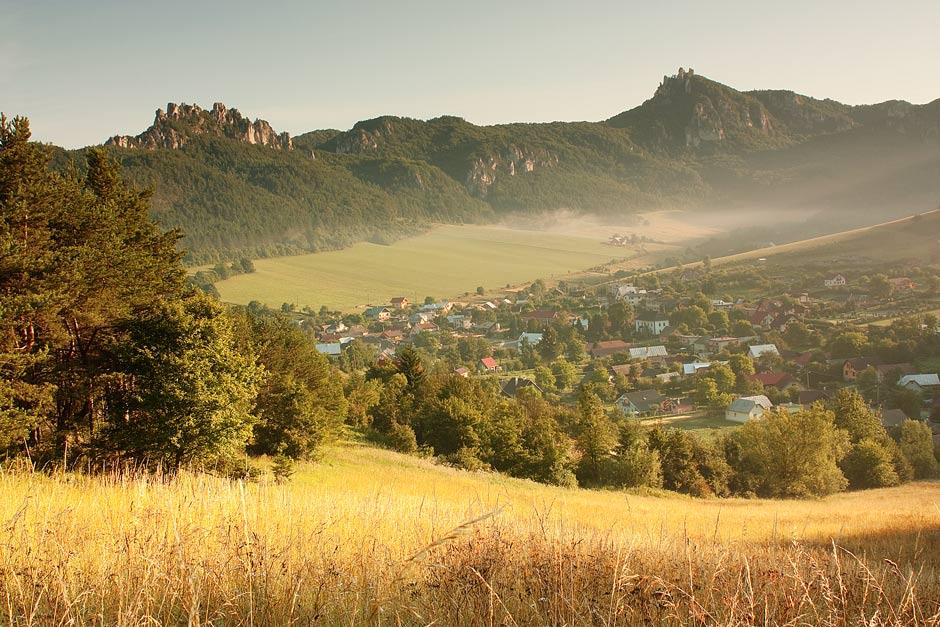 leto sulov sulovske vrchy