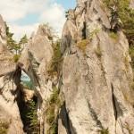 Goticka brana Sulovske skaly