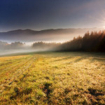 rano hmla sulovske vrchy
