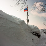 Žibrid vo februári - Zima ako v Rusku