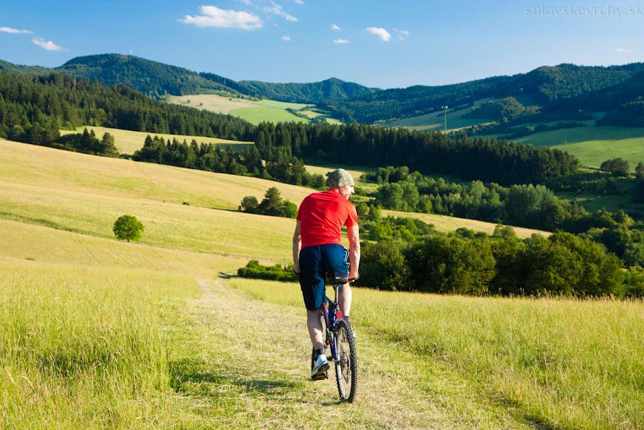 Súľov MTB bike cyklistika