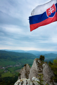 Žibrid, Súľovské vrchy, Slovensko