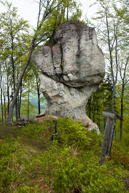 Budzogáň, Súľovské vrchy