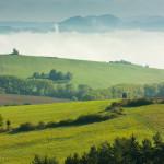 Výhľady cestou do Podhoria