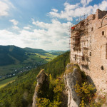 Lietavský hrad, Súľovské vrchy